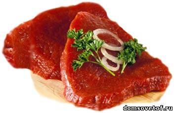 Советы по приготовлению мяса